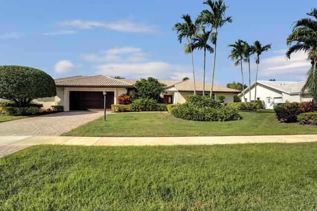 16675 Sweet Bay Drive, Delray Beach, FL 33445 (#RX-10686375) :: Dalton Wade
