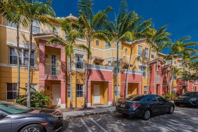 2909 Shoma Drive #277, Royal Palm Beach, FL 33414 (#RX-10686380) :: Exit Realty Manes Group