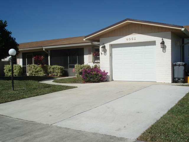 6051 Via Diana, Delray Beach, FL 33484 (#RX-10686392) :: Dalton Wade