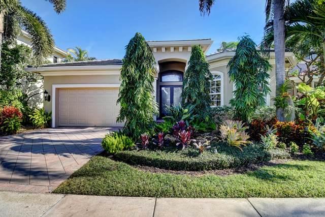 4160 NW Briarcliff Circle, Boca Raton, FL 33496 (#RX-10686426) :: Dalton Wade