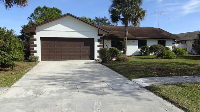143 Santiago Street, Royal Palm Beach, FL 33411 (MLS #RX-10686431) :: Miami Villa Group