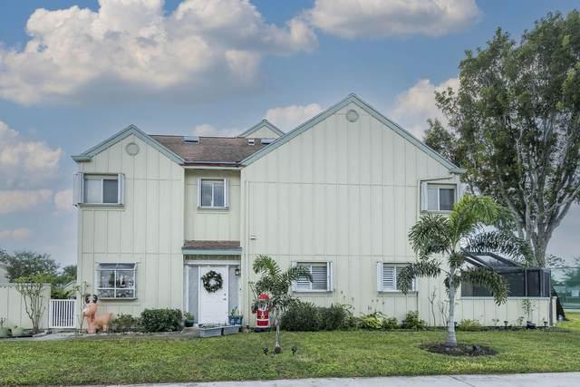 6263 N Riverwalk Lane #8, Jupiter, FL 33458 (#RX-10686433) :: Dalton Wade
