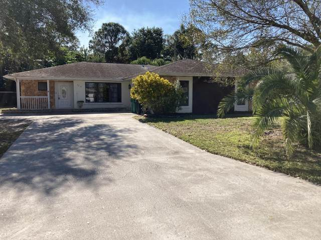 2616 Newport Drive, Fort Pierce, FL 34982 (#RX-10686434) :: Exit Realty Manes Group