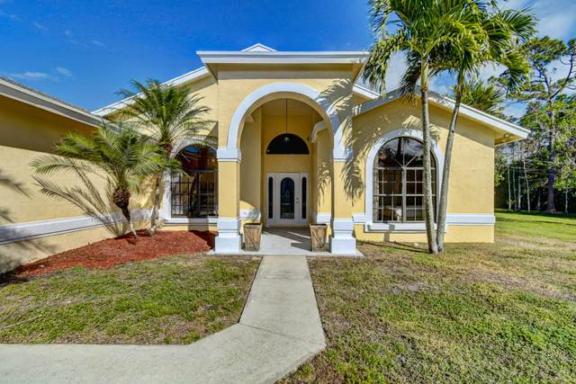 16141 81st Lane N, Loxahatchee, FL 33470 (MLS #RX-10686436) :: THE BANNON GROUP at RE/MAX CONSULTANTS REALTY I
