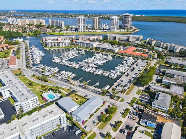 143 Yacht Club Drive #7, North Palm Beach, FL 33408 (#RX-10686440) :: Exit Realty Manes Group