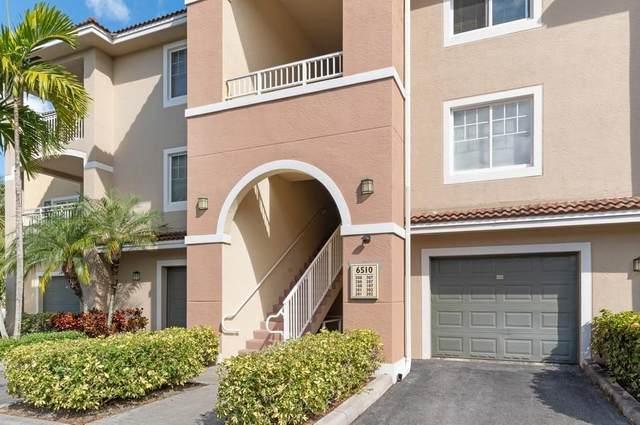 6510 Emerald Dunes Drive #208, West Palm Beach, FL 33411 (MLS #RX-10686444) :: Berkshire Hathaway HomeServices EWM Realty
