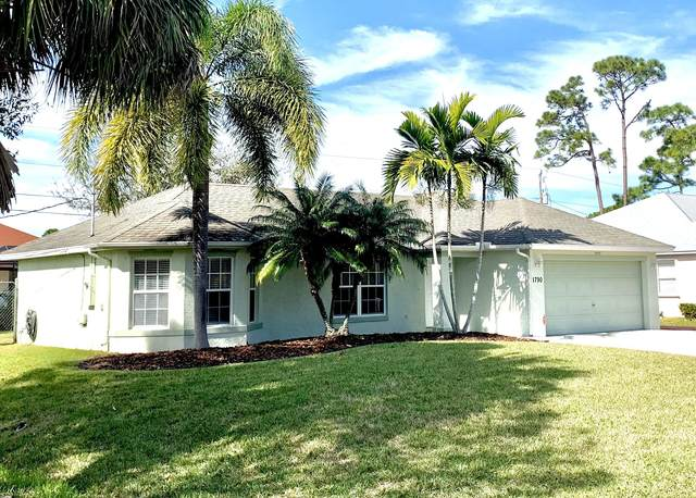 1790 SW Congo Street, Port Saint Lucie, FL 34953 (MLS #RX-10686451) :: Miami Villa Group