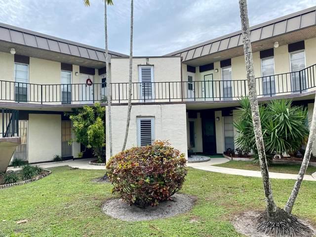 2 Greenway N #108, Royal Palm Beach, FL 33411 (MLS #RX-10686455) :: Berkshire Hathaway HomeServices EWM Realty