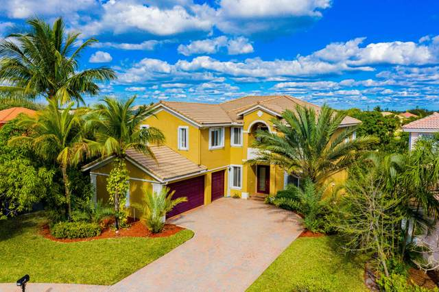 116 Ibisca Terrace, Royal Palm Beach, FL 33411 (MLS #RX-10686473) :: Berkshire Hathaway HomeServices EWM Realty