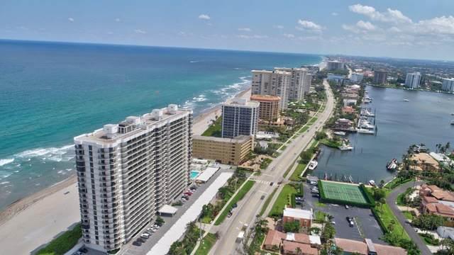 250 S Ocean Boulevard 7 A, Boca Raton, FL 33432 (MLS #RX-10686491) :: Castelli Real Estate Services