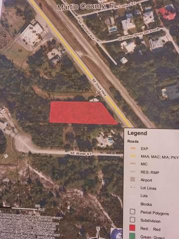 Unassigned SE Hillside Circle, Hobe Sound, FL 33455 (#RX-10686499) :: Exit Realty Manes Group