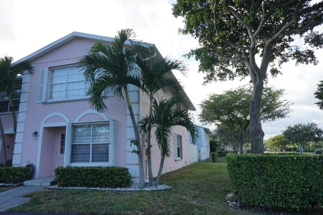 217 Foxtail Drive A, Greenacres, FL 33415 (MLS #RX-10686506) :: Castelli Real Estate Services
