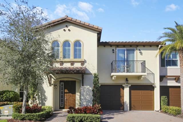 110 Diamante Way, Jupiter, FL 33477 (MLS #RX-10686514) :: Castelli Real Estate Services