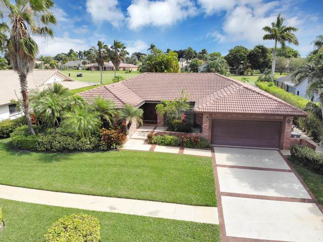 20147 Back Nine Drive, Boca Raton, FL 33498 (MLS #RX-10686521) :: Berkshire Hathaway HomeServices EWM Realty