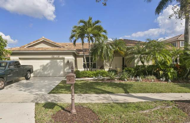 486 Stonemont Drive, Weston, FL 33326 (#RX-10686532) :: Exit Realty Manes Group