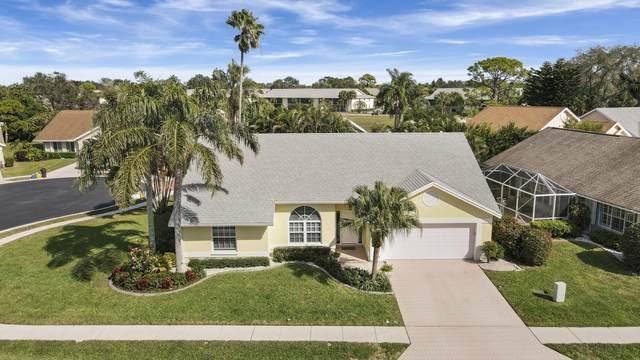 297 Moccasin Trail W, Jupiter, FL 33458 (MLS #RX-10686533) :: Berkshire Hathaway HomeServices EWM Realty