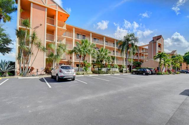 7270 Ashford Place #405, Delray Beach, FL 33446 (#RX-10686541) :: Exit Realty Manes Group