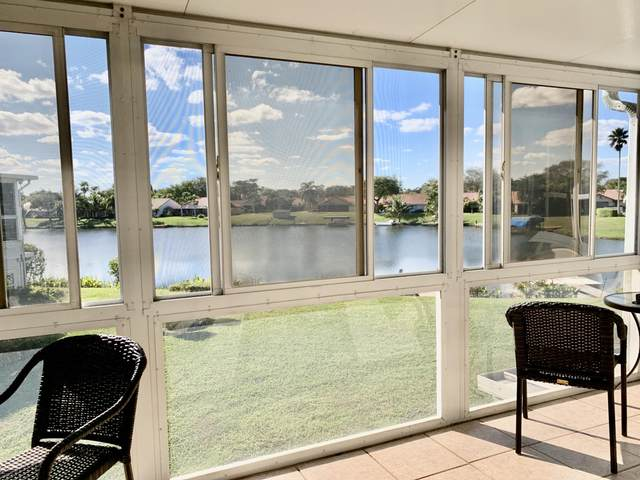 1740 NW 20th Avenue #201, Delray Beach, FL 33445 (#RX-10686565) :: Exit Realty Manes Group