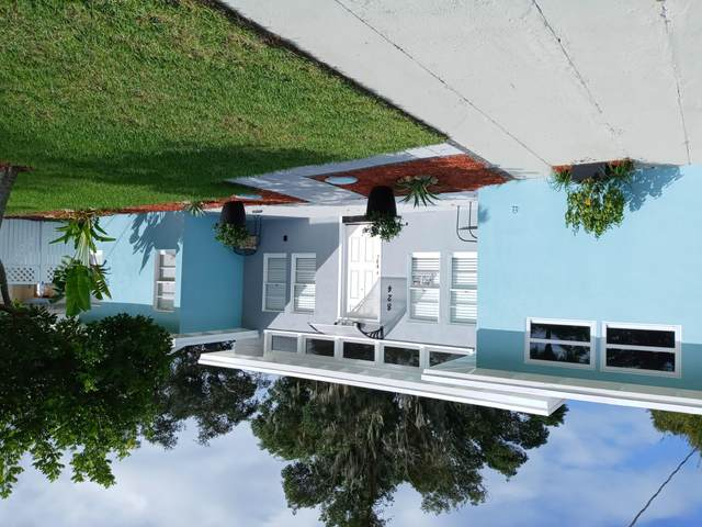 824 S 7th Street, Fort Pierce, FL 34950 (#RX-10686569) :: Exit Realty Manes Group