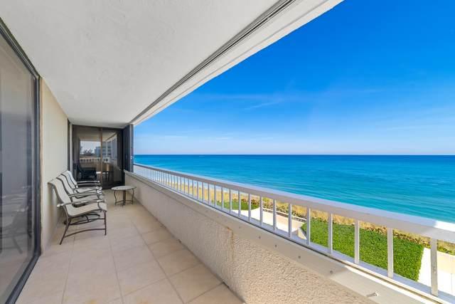 5280 N Ocean Drive 2A, Riviera Beach, FL 33404 (MLS #RX-10686574) :: Berkshire Hathaway HomeServices EWM Realty