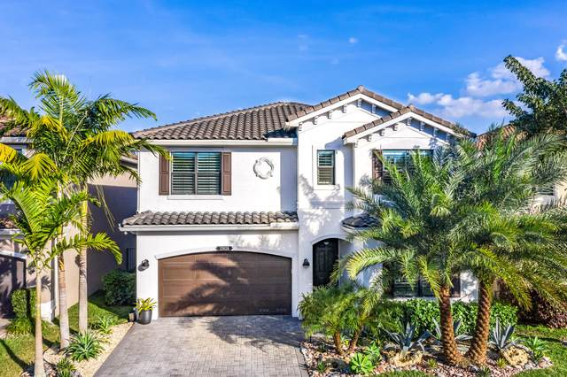 13828 Moss Agate Avenue, Delray Beach, FL 33446 (#RX-10686615) :: Exit Realty Manes Group