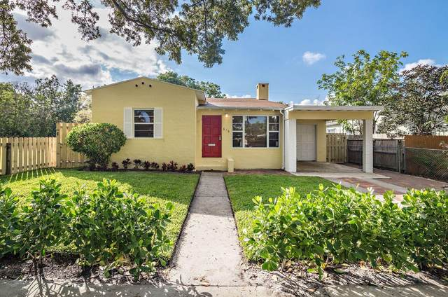 816 Sunset Road, West Palm Beach, FL 33401 (MLS #RX-10686616) :: THE BANNON GROUP at RE/MAX CONSULTANTS REALTY I