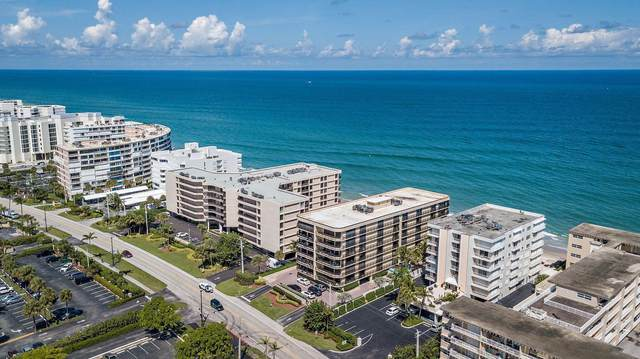4000 S Ocean Boulevard #104, Palm Beach, FL 33480 (#RX-10686629) :: Ryan Jennings Group