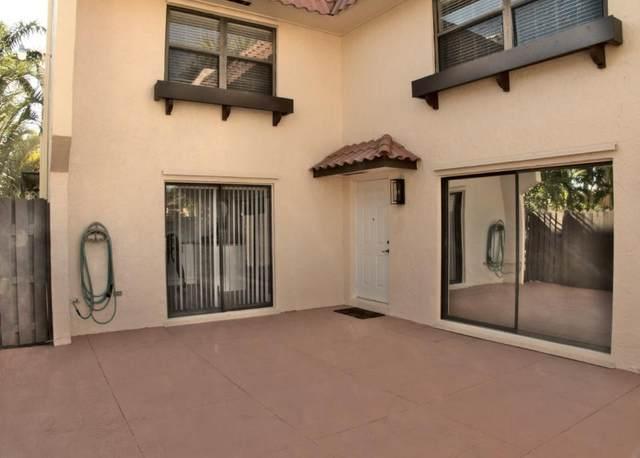 6312 Seven Springs Boulevard B, Greenacres, FL 33463 (MLS #RX-10686641) :: Castelli Real Estate Services