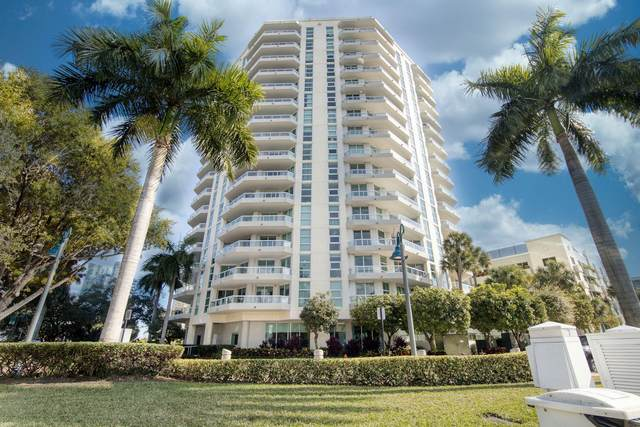 401 SW 4th Avenue #1000, Fort Lauderdale, FL 33315 (MLS #RX-10686658) :: Berkshire Hathaway HomeServices EWM Realty