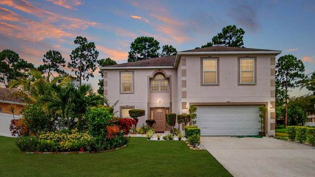 1670 SW Buttercup Avenue, Port Saint Lucie, FL 34953 (MLS #RX-10686660) :: Berkshire Hathaway HomeServices EWM Realty