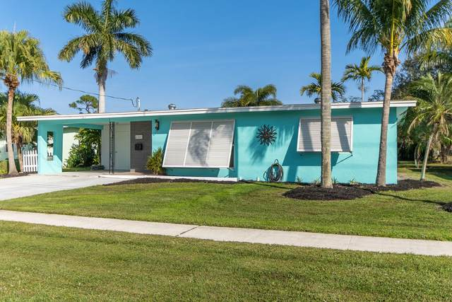 2981 SE Morningside Boulevard, Port Saint Lucie, FL 34952 (#RX-10686666) :: Exit Realty Manes Group
