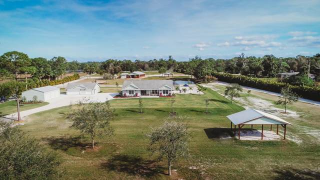 3000 A Road, Loxahatchee, FL 33470 (MLS #RX-10686689) :: THE BANNON GROUP at RE/MAX CONSULTANTS REALTY I