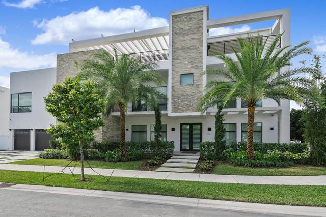 10520 NW 68th Terrace, Doral, FL 33178 (MLS #RX-10686691) :: The Paiz Group