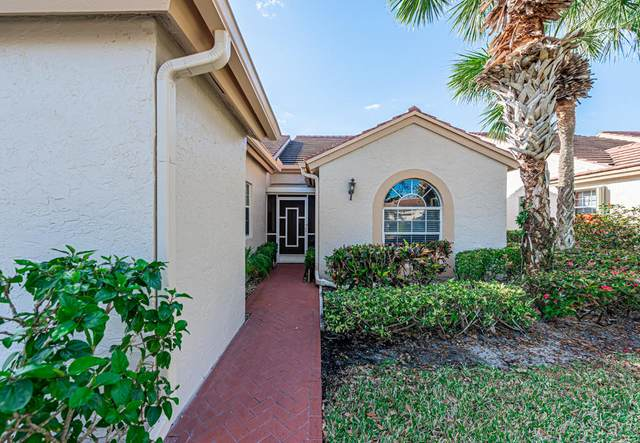 7718 Coral Lake Drive #153, Delray Beach, FL 33446 (#RX-10686692) :: Exit Realty Manes Group