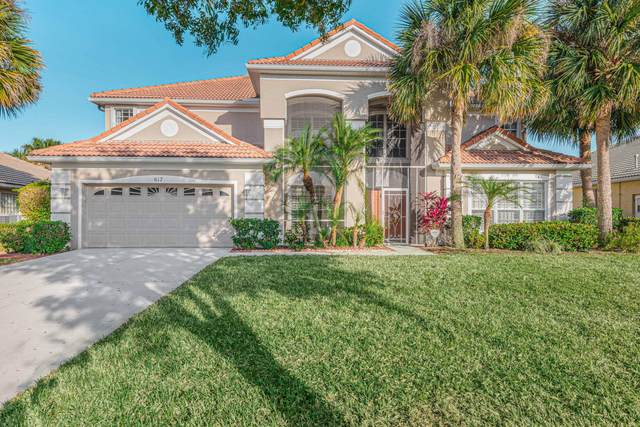617 SW Barbuda Bay, Port Saint Lucie, FL 34986 (#RX-10686701) :: Exit Realty Manes Group