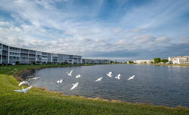 1003 Exeter A, Boca Raton, FL 33434 (MLS #RX-10686713) :: Castelli Real Estate Services