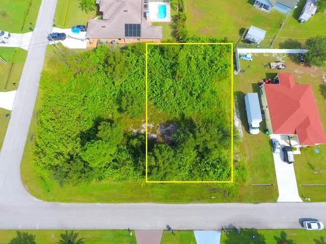 444 SW Log Drive, Port Saint Lucie, FL 34953 (#RX-10686714) :: Baron Real Estate