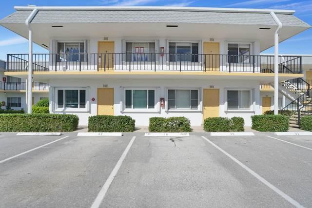 2920 Lake Osborne Drive #206, Lake Worth, FL 33461 (#RX-10686722) :: Exit Realty Manes Group