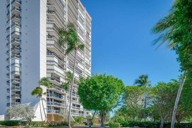 2400 Presidential Way #405, West Palm Beach, FL 33401 (#RX-10686723) :: Exit Realty Manes Group