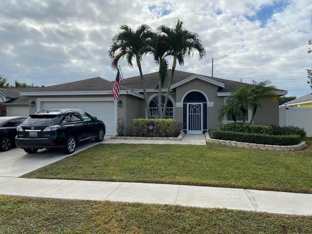 6236 Terra Rosa Circle, Boynton Beach, FL 33437 (#RX-10686728) :: Exit Realty Manes Group