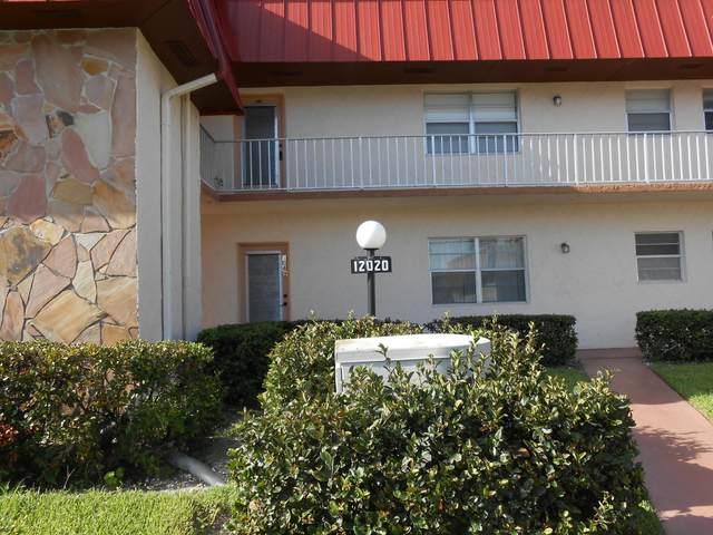 12020 W Greenway Drive #204, Royal Palm Beach, FL 33411 (MLS #RX-10686735) :: Dalton Wade Real Estate Group
