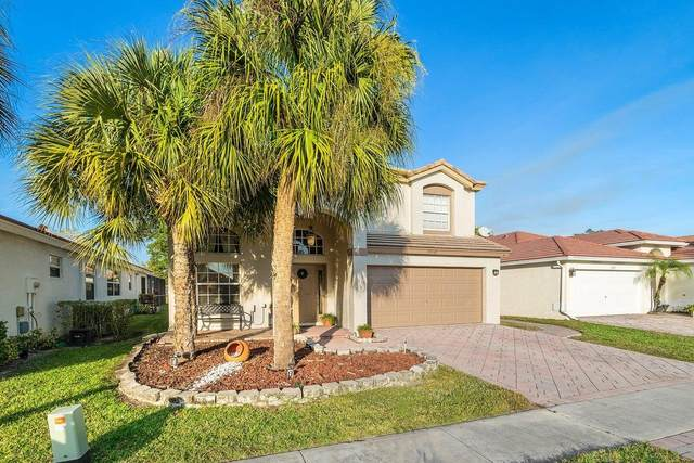 15145 Banbury Way, Wellington, FL 33414 (MLS #RX-10686738) :: Castelli Real Estate Services