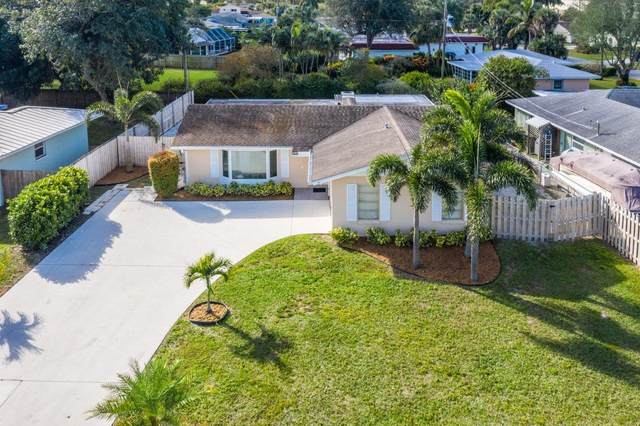 3912 Flag Drive, Palm Beach Gardens, FL 33410 (MLS #RX-10686758) :: Berkshire Hathaway HomeServices EWM Realty