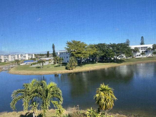 301 Wellington L, West Palm Beach, FL 33417 (MLS #RX-10686767) :: The Jack Coden Group