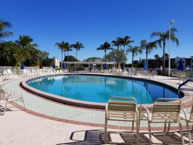 745 Monaco P #745, Delray Beach, FL 33446 (MLS #RX-10686773) :: Berkshire Hathaway HomeServices EWM Realty