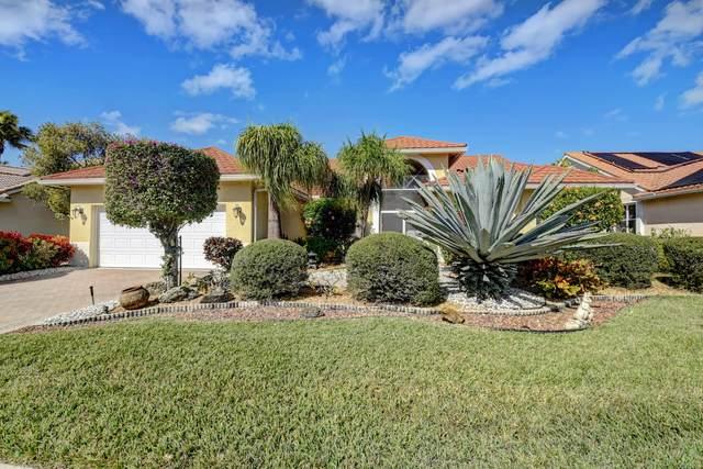 7719 Bridlington Drive, Boynton Beach, FL 33472 (#RX-10686782) :: The Rizzuto Woodman Team