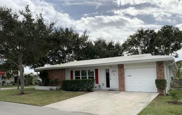 7100 NW 70th Court, Tamarac, FL 33321 (MLS #RX-10686788) :: Castelli Real Estate Services