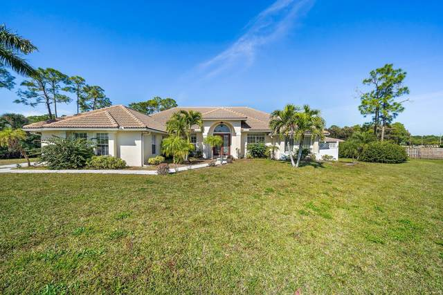 12521 83rd Lane N, West Palm Beach, FL 33412 (MLS #RX-10686789) :: THE BANNON GROUP at RE/MAX CONSULTANTS REALTY I