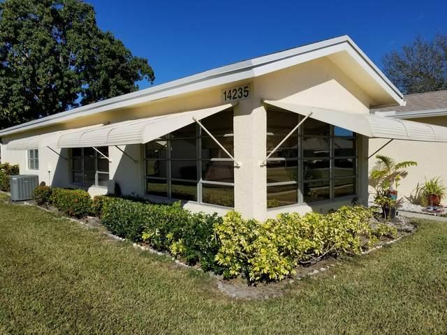 14235 Nesting Way A, Delray Beach, FL 33484 (MLS #RX-10686790) :: Berkshire Hathaway HomeServices EWM Realty