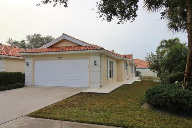 2462 SW Parkside Drive, Palm City, FL 34990 (#RX-10686799) :: The Rizzuto Woodman Team